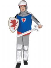 Childs Knight Costume